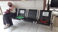 Polres Kebumen membatasi jam pelayanan SKCK karena Lonjakan Covid-19. (Foto: Liputan6.com/Humas Polres Kebumen)