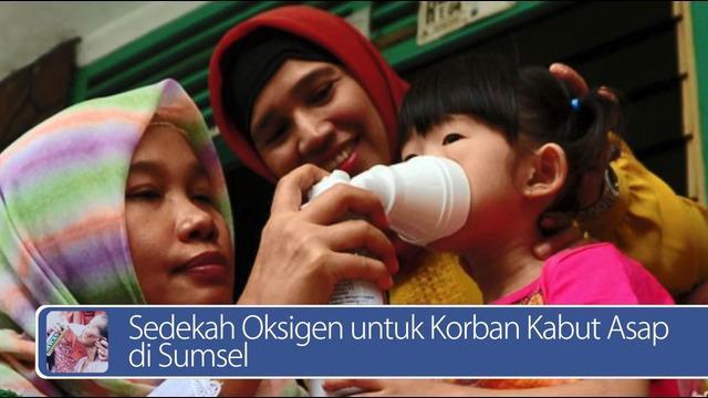 Daily TopNews hari ini di Sumsel sudah ada sekitar 1.500 kaleng tabung oksigen yang disebarkan secara gratis dan 4 perubahan pada tubuh saat berhenti konsumsi daging. Saksikan video selengkapnya di sini