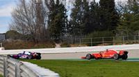 Balapan Formula 1 2018 akan dimulai pada 23-25 Maret di Sirkuit Albert Park, Australia. (Formula 1)