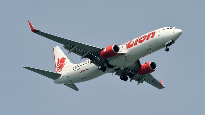 Maskapai Arab Saudi Sewa Pesawat Lion Air