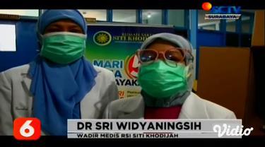 Rumah Sakit Islam Siti Khodijah mendapatkan bantuan alat ventilator, dari Yayasan Peduli Kasih dan Pundi Amal Indosiar SCTV (YPP) sebagai rumah sakit rujukan Covid-19 di kabupaten Sidoarjo. Sumbangan ventilator tersebut sebagai bentuk kepedulian dari...