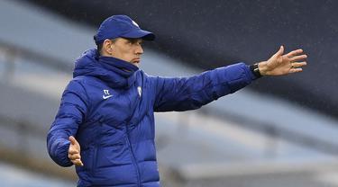 Gol Ziyech dan Alonso Antar Chelsea Taklukkan Man City