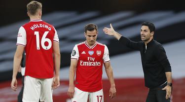 Arsenal Kalahkan Liverpool di Emirates Stadium