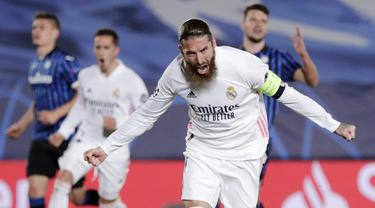 FOTO: Masih Terlalu Perkasa Bagi Atalanta, Real Madrid Melenggang ke Perempat Final Liga ChampionsFOTO: Masih Terlalu Perkasa Bagi Atalanta, Real Madrid Melenggang ke Perempat Final Liga Champions