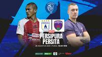 Podcast BRI Liga 1 - Persipura Jayapura Vs Persita Tangerang (Bola.com/Adreanus Titus)