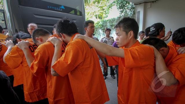 Sindikat Wn China Lakukan Penipuan Online Dibongkar News