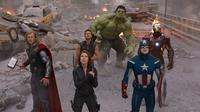 The Avengers. (Marvel Studios)