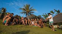 12 peselancar nasional bakal bersaing pada final Rip Curl GromSearch 2017 di Uluwatu, Bali. (Rip Curl)