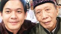 Andi Arsyil kabarkan sang ayah meninggal dunia pada Sabtu (7/8/2021). (SUmber: Instagram/@andiarsyil)