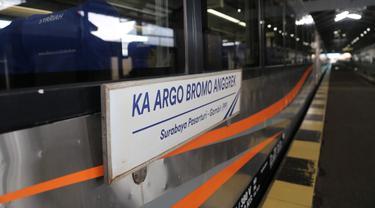 Kereta Argo Bromo. Dok KAI