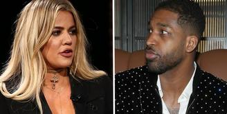 Khloe Kardashian dilaporan kembali miliki hubungan yang bermasalah dengan Tristan Thompson usai diselingkuhi saat hamil. (insider)