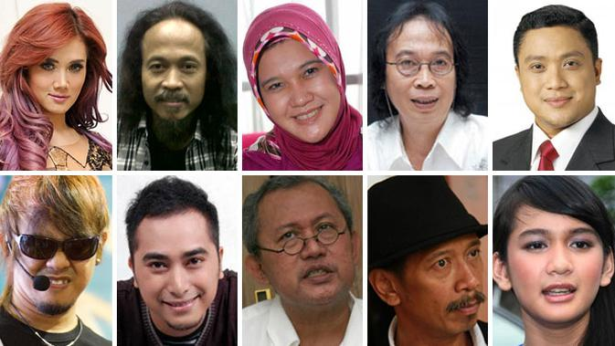 Lucunya 10 Nama Asli Artis Indonesia (Bagian 3)