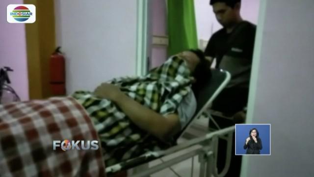 Seorang guru di Mamuju, Sulawesi Barat, dianiaya orang tua murid saat mediasi dugaan penganiayaan guru terhadap murid.