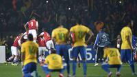 Brasil gagal di Copa America (AFP PHOTO / YURI CORTEZ)