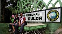 Kabar terkini kemunculan harimau Jawa di kawasan Taman Nasional Ujung Kulon (TNUK), Banten, mengejutkan banyak kalangan. (Foto pengunjung TNUK/Liputan6.com/Yandhi Deslatama)