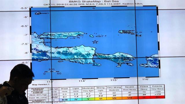 Foto Saat HEADLINE : Gempa Situbondo Setelah Lombok, Sesar Flores Bergerak ke Jawa?