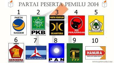 Pengamat: Pemilu 2014 Konflik Internal Parpol Tak Eksplosif