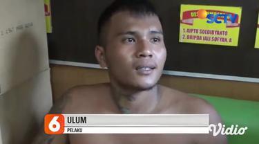 Ulum (19) dan adik keponakannya warga Lumajang, Jawa Timur, tidak dapat berkutik saat ditangkap warga. Kedua pelaku ditangkap perihal melakukan pencurian sepeda motor milik Purwanto (52) warga setempat.