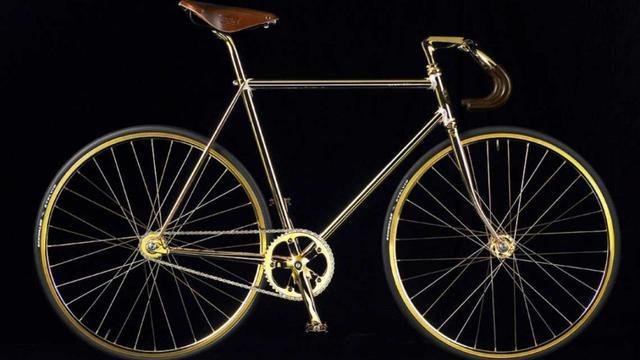 Sepeda Dengan Harga Termahal di Dunia