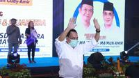 Ma'mun Amir Calon Wakil Gubernur Sulawesi Tengah