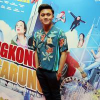 Preskon film Hongkong Kasarung (Deki Prayoga/bintang.com)