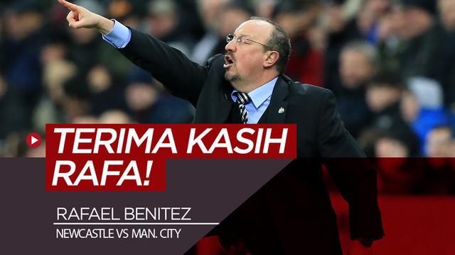 Berita video suporter Liverpool bisa berterima kasih lagi kepada mantan manajer klub The Reds, Rafael Benitez. Apa alasannya?