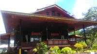 Menelusuri Keunikan Rumah Adat Bantayo Poboide di Gorontalo. (Liputan6.com/Arfandi Ibrahim)