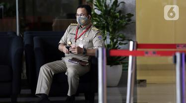 FOTO: Anies Baswedan Penuhi Panggilan KPK