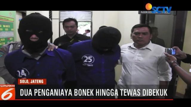 Kedua pelaku merupakan anggota kelompok besar yang melakukan penghadangan suporter Bonek saat perjalanan pulang dari Yogyakarta menuju Surabaya.
