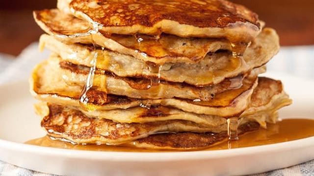Pancake telur pisang