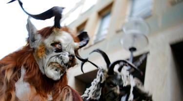 20151215-Puluhan Iblis Hantui Kota Jerman Jelang Natal