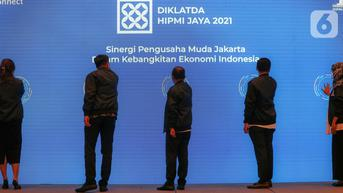 FOTO: Diklatda HIPMI Jaya Sinergikan Pengusaha Muda dalam Kebangkitan Ekonomi