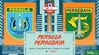 Shopee Liga 1 - Persela Lamongan Vs Persebaya Surabaya (Bola.com/Adreanus Titus)