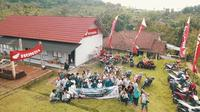 PT. Wahana Makmur Sejati (WMS) memberikan bantuan berupa renovasi total DTA Sirojul Atfhal di desa Ciwangun, Sukabumi, Jawa Barat. (WMS)