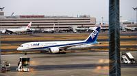 Ilustrasi All Nippon Airways. (dok. Unsplash.com/@marcusxsnapz)
