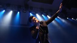 Jakarta adalah destinasi pertamanya dalam konser Freedom Child di kawasan Asia. (Bambang E. Ros/Bintang.com)