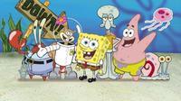 Apa jadinya jika tokoh di film Spongebob terlihat berbeda?
