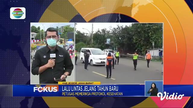 Fokus edisi (31/12) menyajikan berita-berita sebagai berikut, Penutupan Jalan Di DKI Jakarta, Hotel Sepi Pengunjung, Budi Daya Anggur Di Lahan Sempit.