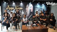 Lihat Keseruan Press Conference Mega Konser Akhir Kisah Cinta Si Doel. sumberfoto: Falcon Pictures