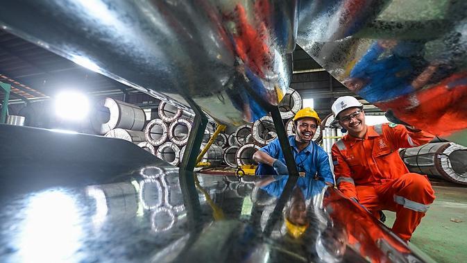 PGAS Kebijakan Harga Gas Baru PGN Dorong Pertumbuhan Kawasan Industri Sumatera Utara - Bisnis Liputan6.com