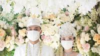 Potret Mesra Zaskia Gotik dan Sirajuddin Mahmud Usai Menikah. (Sumber: Instagram.com/sirajuddinmahmudsabang)