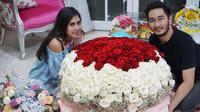 Syahnaz Sadiqah dan Jeje Govinda (Instagram)