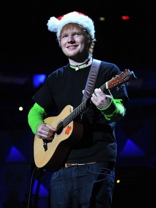 [Bintang] Ed Sheeran