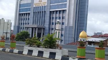 Kejati Sulsel tetapkan seorang tersangka dalam kasus dugaan suap proyek DAK senilai Rp49 miliar untuk Kabupaten Bulukumba (Liputan6.com/ Eka Hakim)