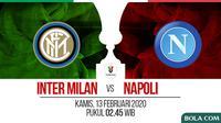 Coppa Italia - Inter Milan Vs Napoli (Bola.com/Adreanus Titus)