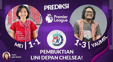 Berita Video Prediksi Liga Inggris, Chelsea Bisa Cetak Lebih Banyak Gol Melawan Liverpool
