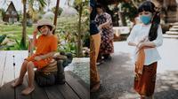 Potret Gemas Arsy Hermansyah saat Liburan di Bali. (Sumber: Instagram.com/queenarsy)