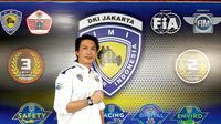 Handy Kurniawan ditunjuk jadi Kabid Mobilitas di IMI DKI Jakarta (istimewa)