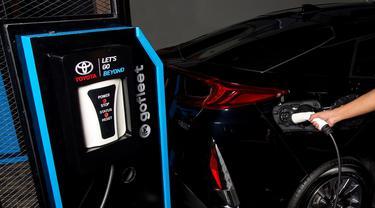 PT Toyota-Astra Motor (TAM) tengah menyiapkan line-up kendaraan Battery Electric Vehicle (BEV) atau mobil listrik di Indonesia.
