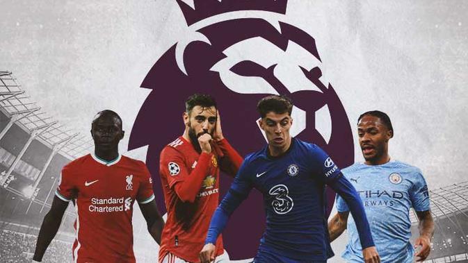 5 Tim yang Diprediksi Finis Lima Besar di Liga Inggris 2021/ 2022 :  Manchester United Cuma Posisi 4 - Inggris Bola.com